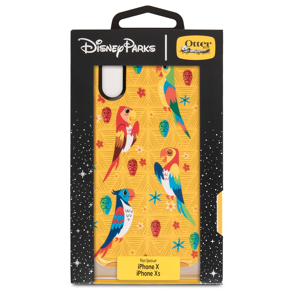 Enchanted Tiki Room iPhone X/Xs Case by OtterBox