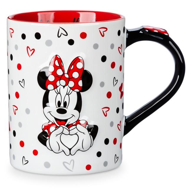 Minnie Mouse ''Dot Your Life...'' Mug