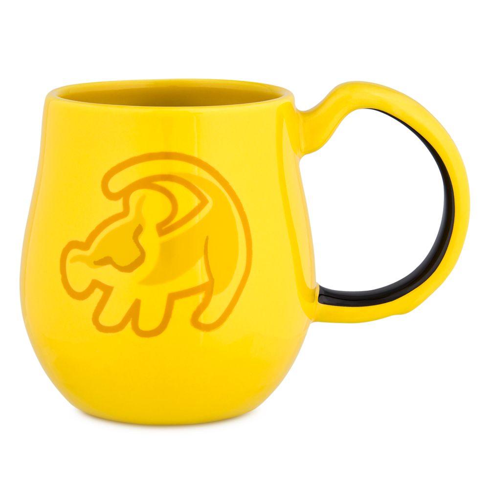 Simba Face Mug Official shopDisney