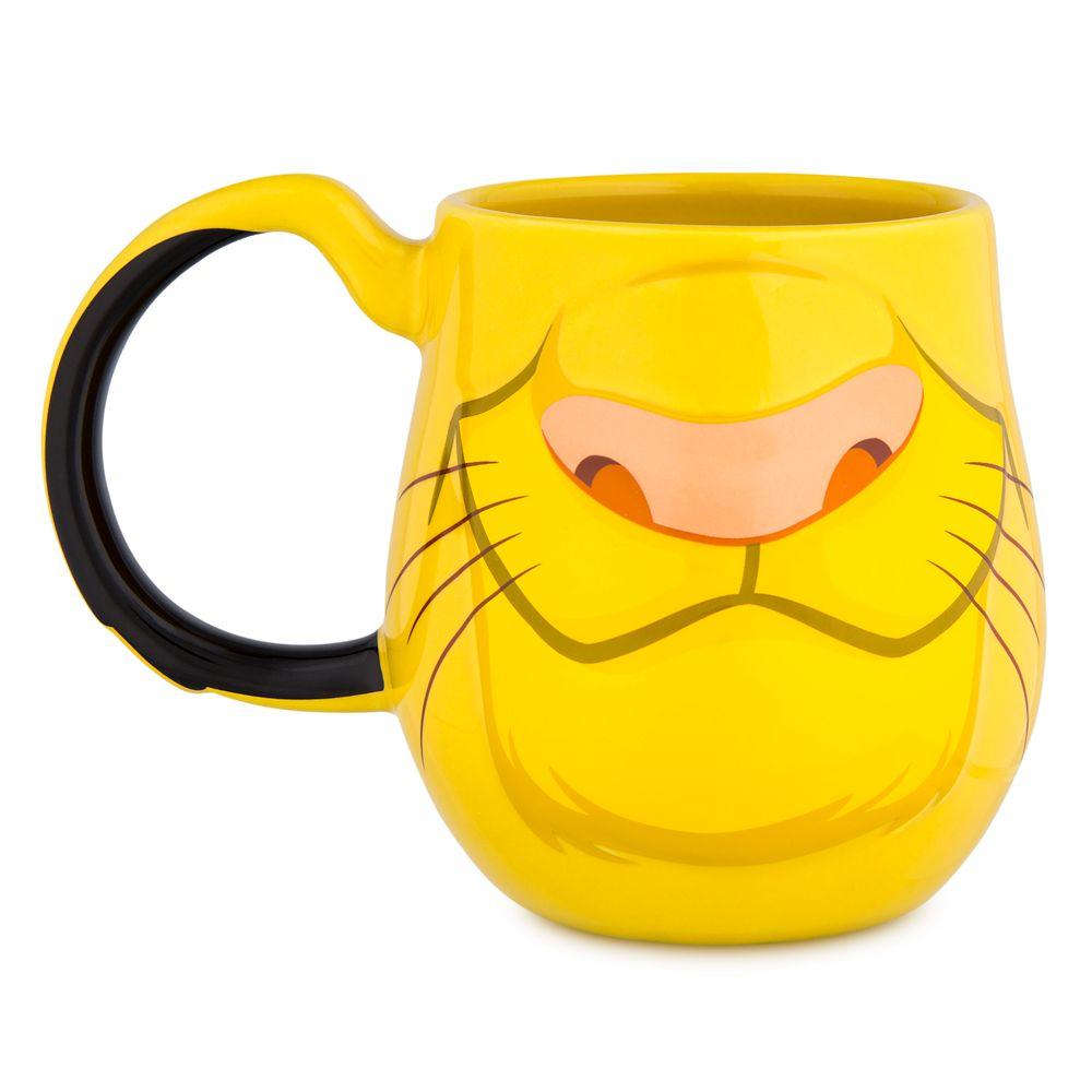 Simba Face Mug