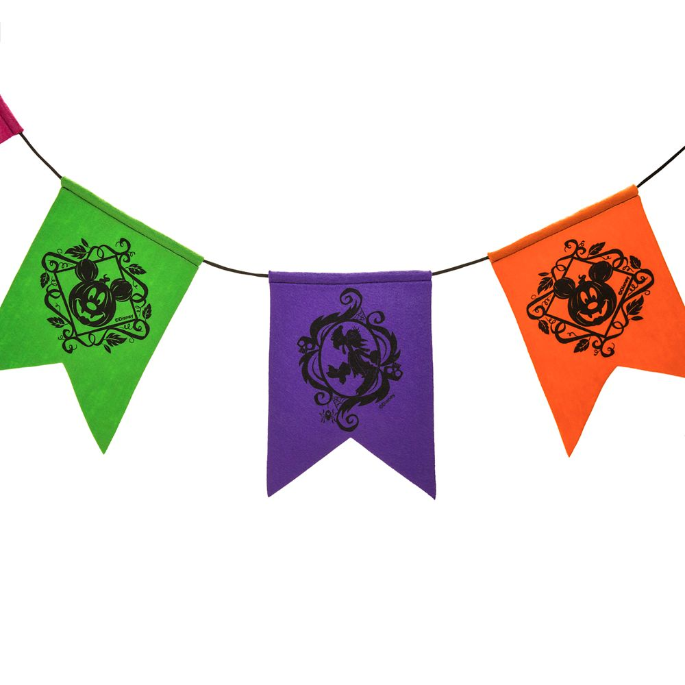 Mickey Mouse and Friends Halloween Garland
