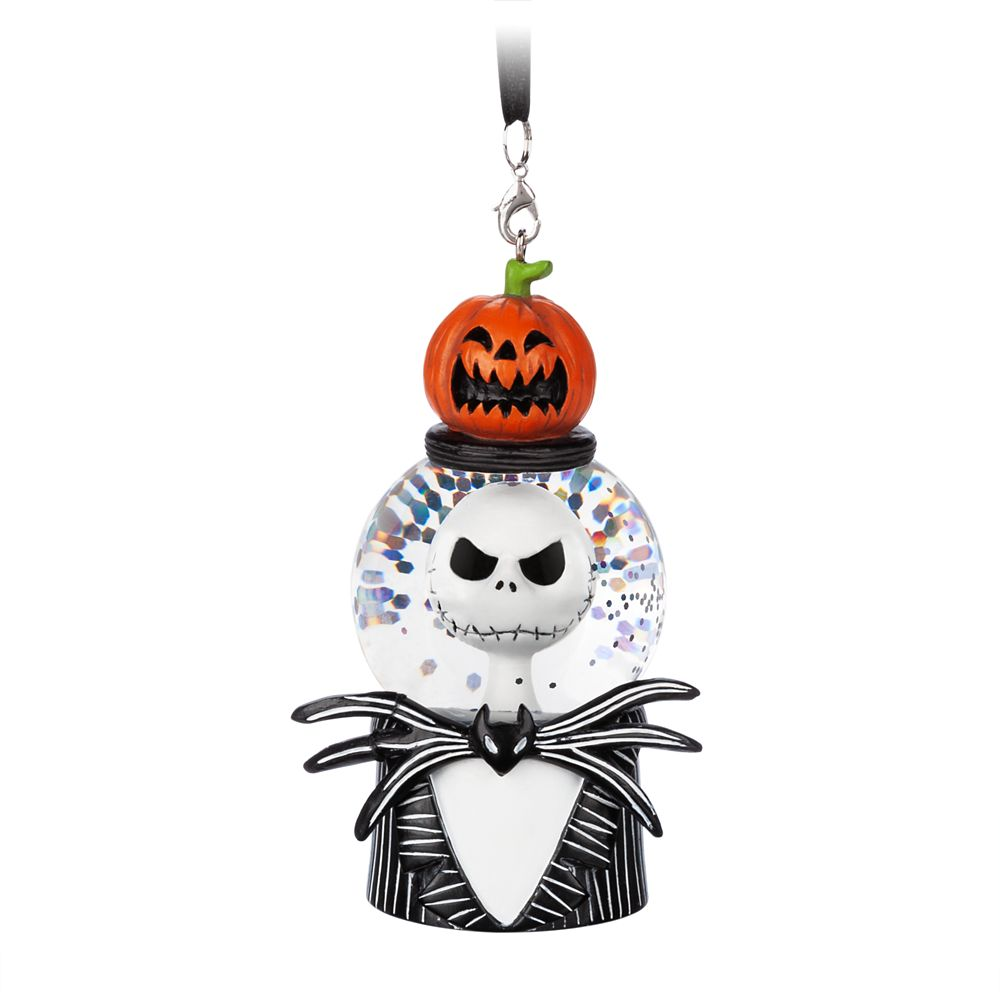 Jack Skellington Mini Snowglobe Ornament