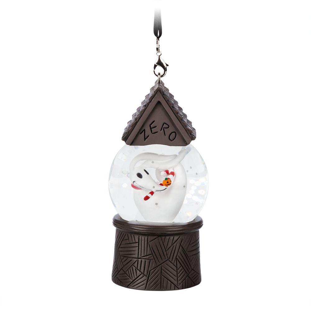 Zero Mini Snowglobe Ornament Official shopDisney