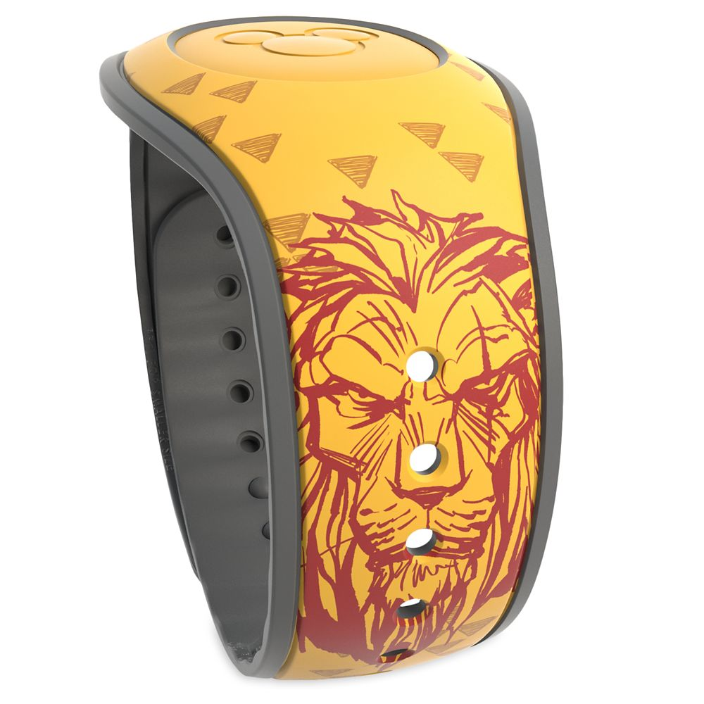 The Lion King 2019 MagicBand 2 – Limited Edition