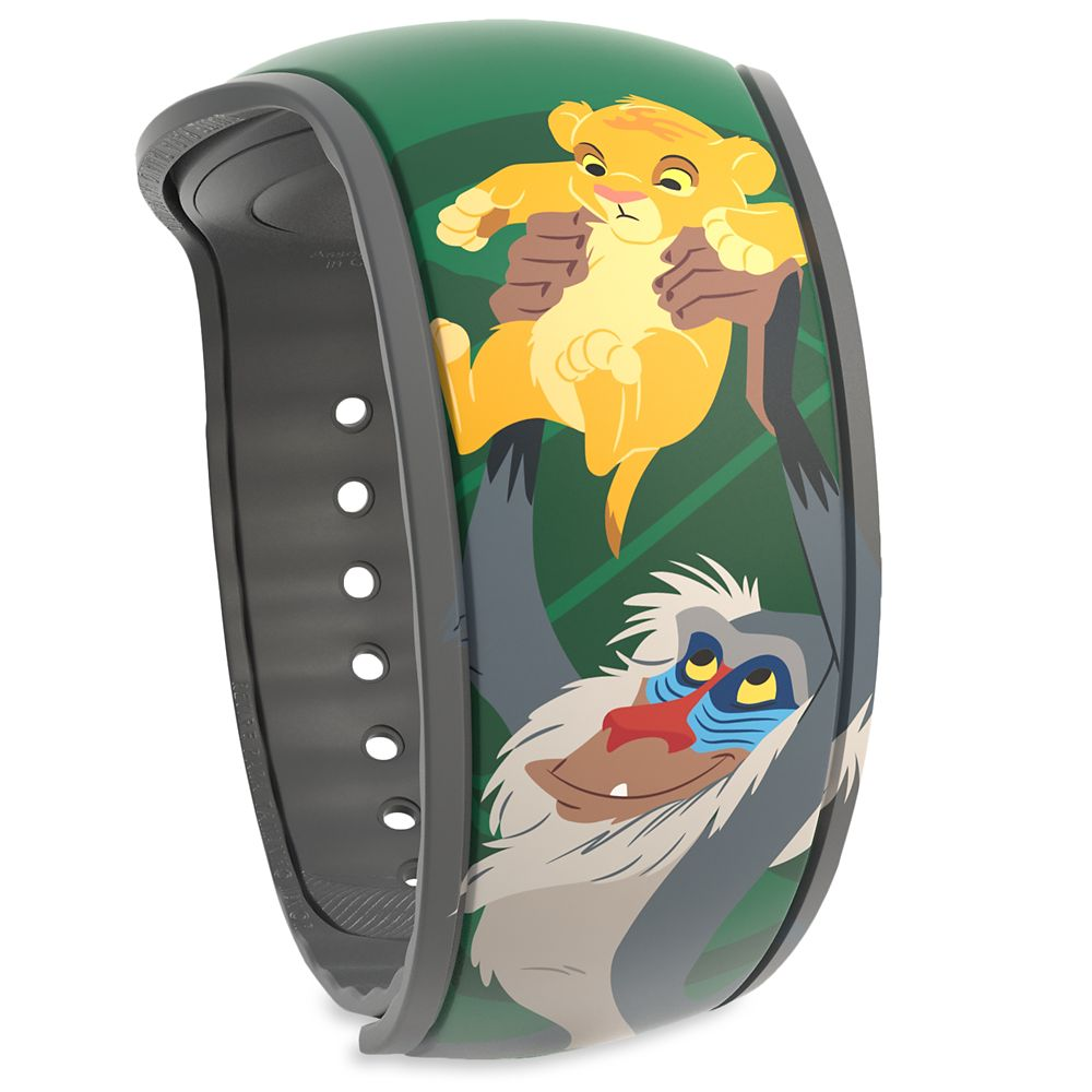 Simba and Rafiki MagicBand 2 – The Lion King