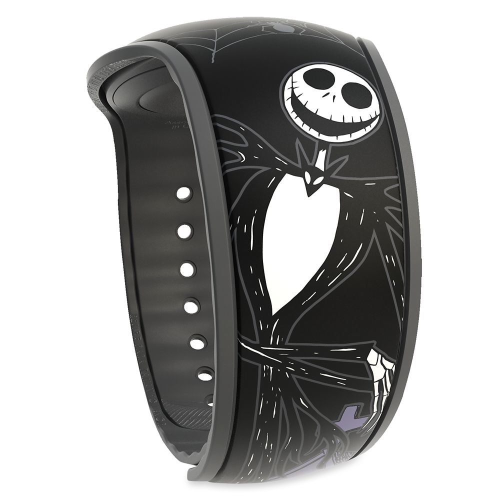 Jack Skellington and Sally MagicBand 2