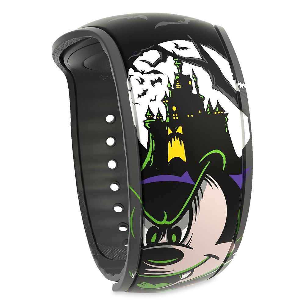 Mickey Mouse MagicBand 2 – Halloween 2019 – Limited Release