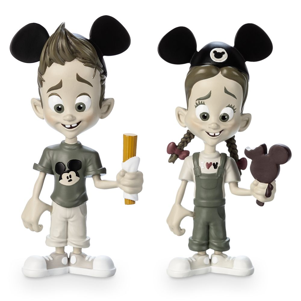 Mouseketeers ''Making Mickey Memories'' Figure Set by Noah