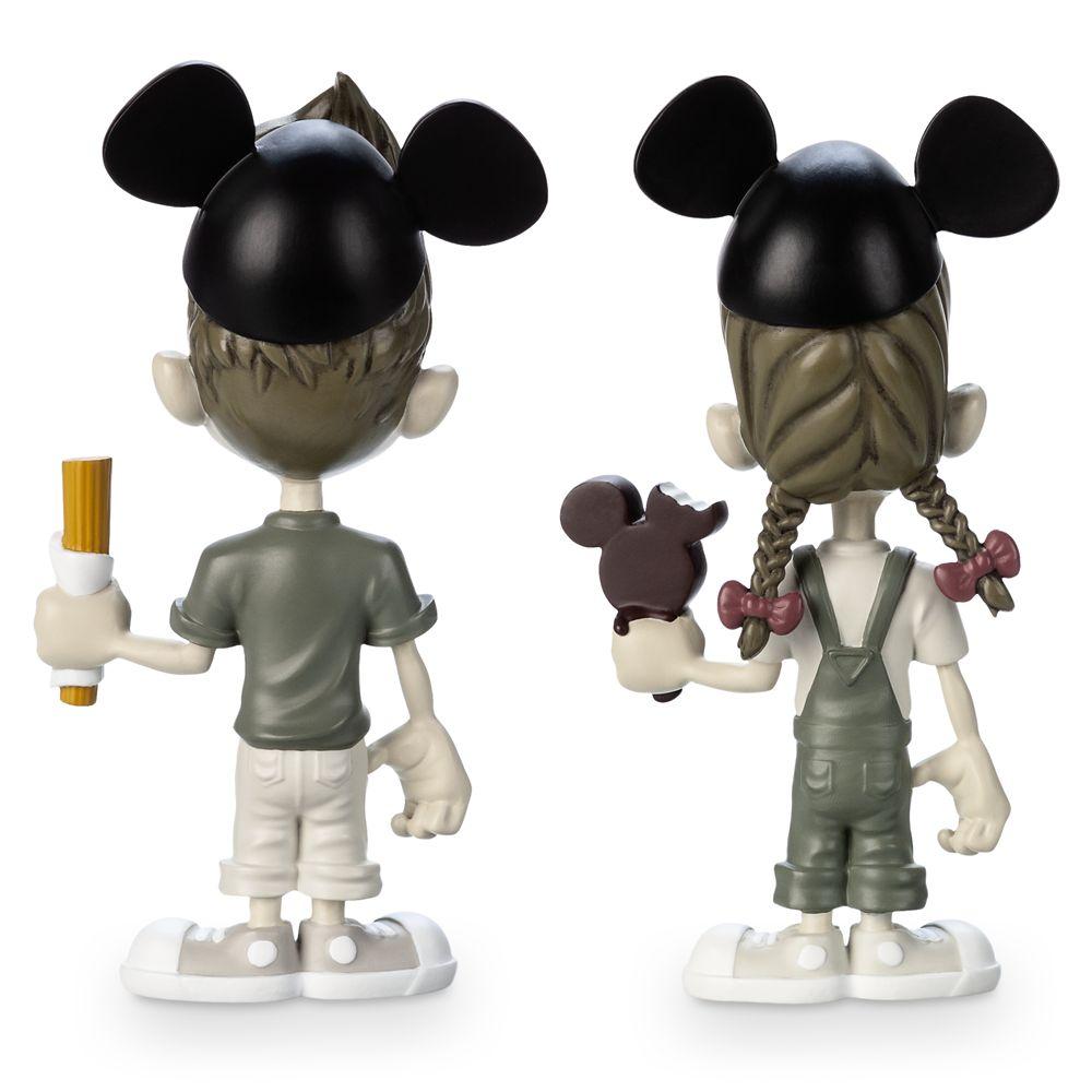Mouseketeers ''Making Mickey Memories'' Figure Set by Noah