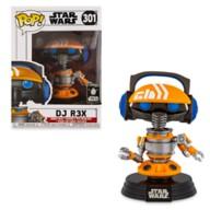 DJ R3X Pop! Vinyl Bobble-Head Figure by Funko – Star Wars: Galaxy's Edge