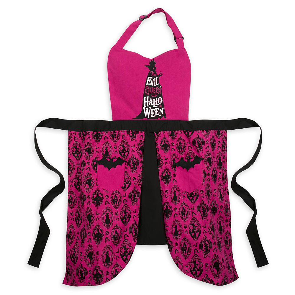 Evil Queen Halloween Apron for Women – Disney Villains