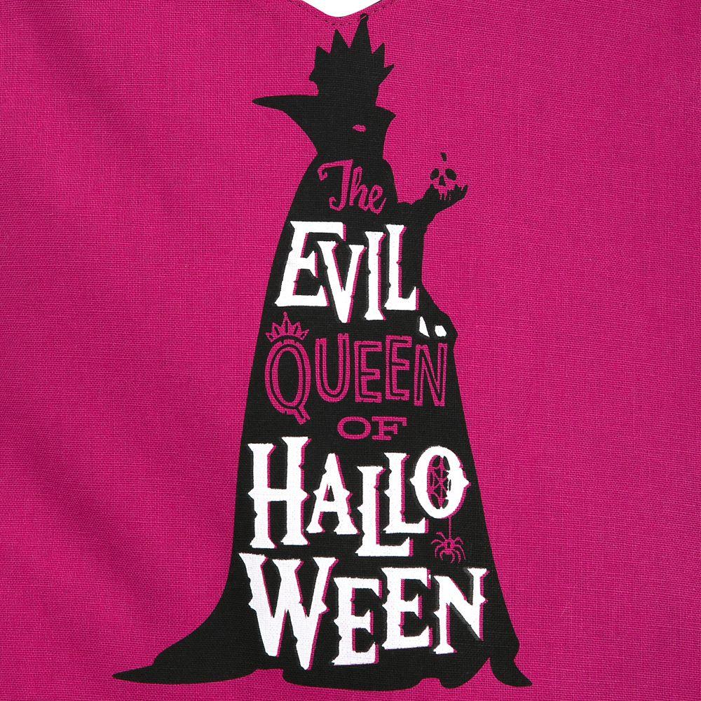 Evil Queen Halloween Apron for Women – Disney Villains
