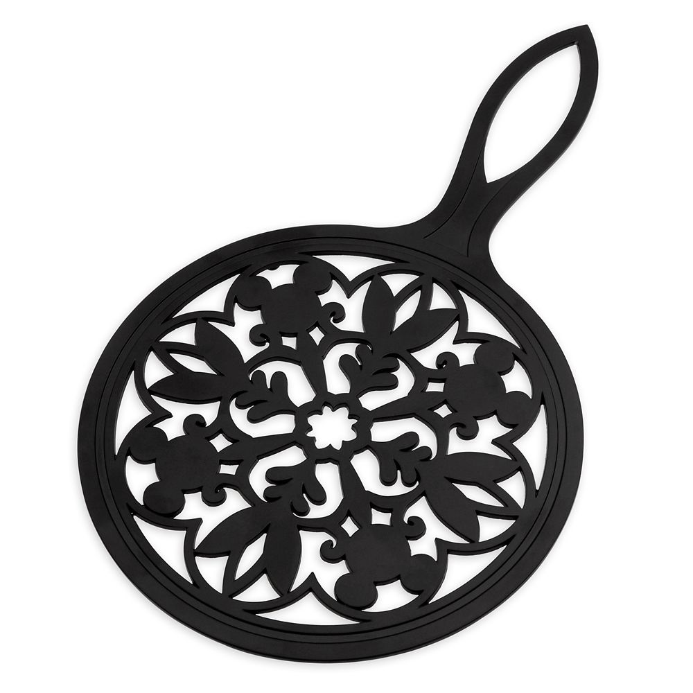 22 Disney Gifts for Mom featured by top US Disney blogger, Marcie and the Mouse: Mickey Mouse Trivet – Disney Homestead Collection