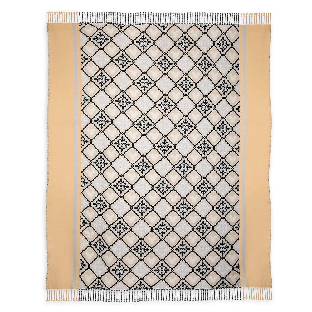Mickey Mouse Woven Throw – Disney Homestead Collection