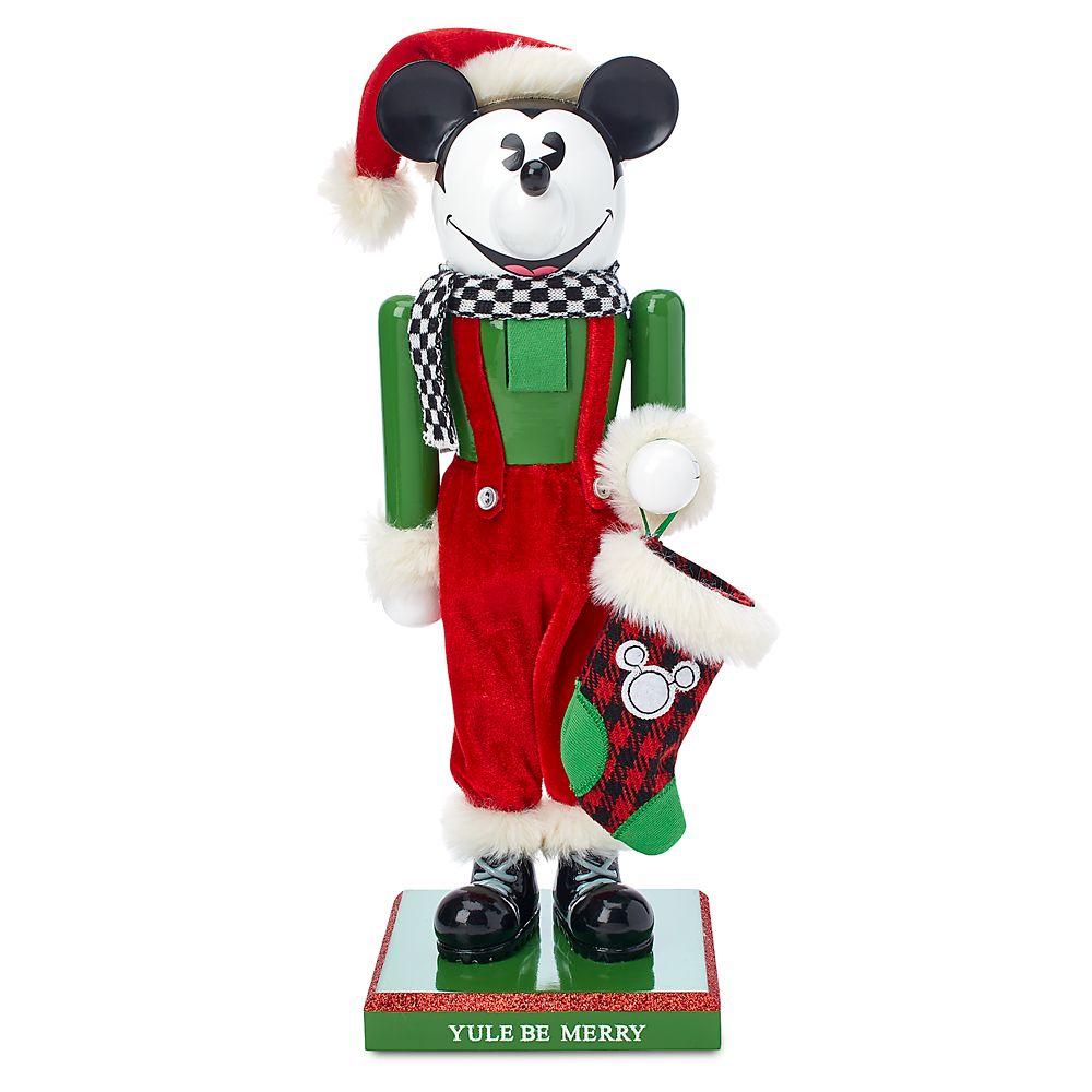 Mickey Mouse Holiday Nutcracker