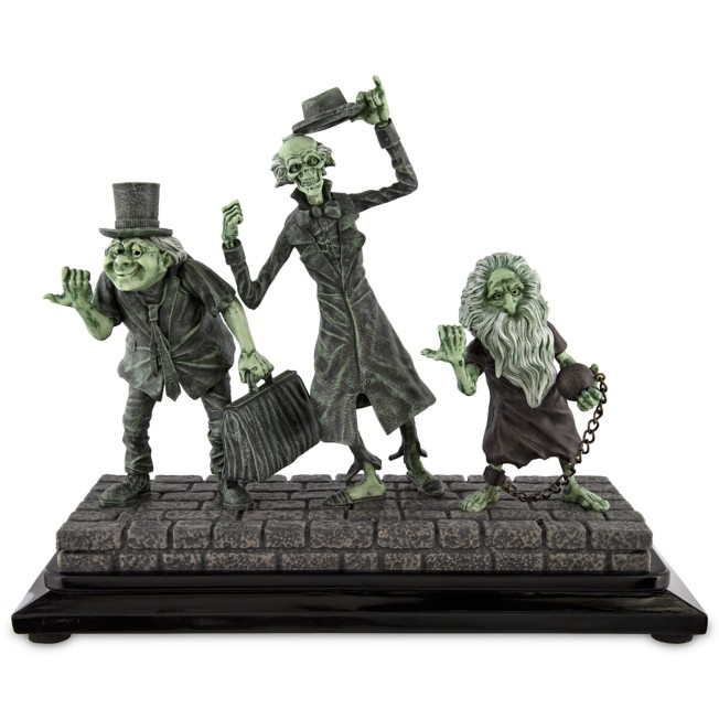 The Hitchhiking Ghosts Light-Up Figure – The Haunted Mansion