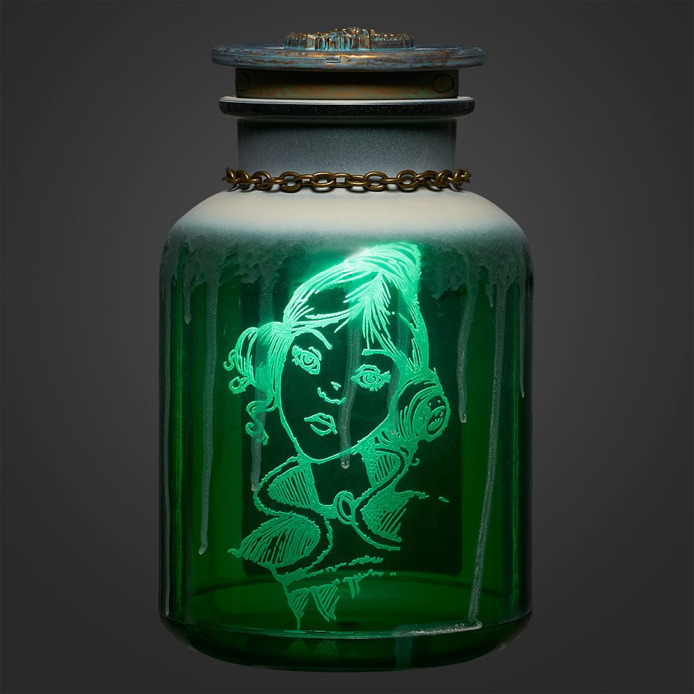 Sarah ''Sally'' Slater Host A Ghost Spirit Jar – The Haunted Mansion