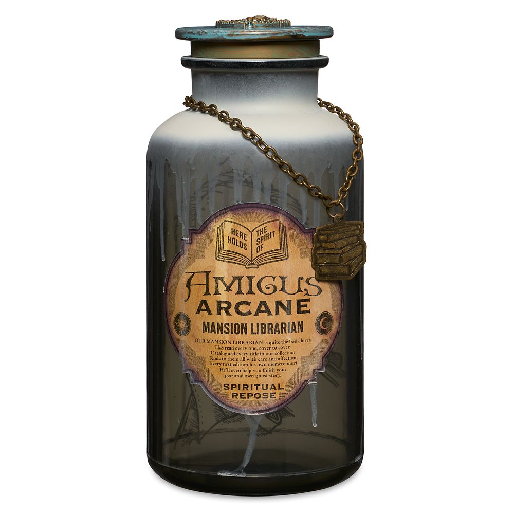 Amicus Arcane Host A Ghost Spirit Jar – The Haunted Mansion