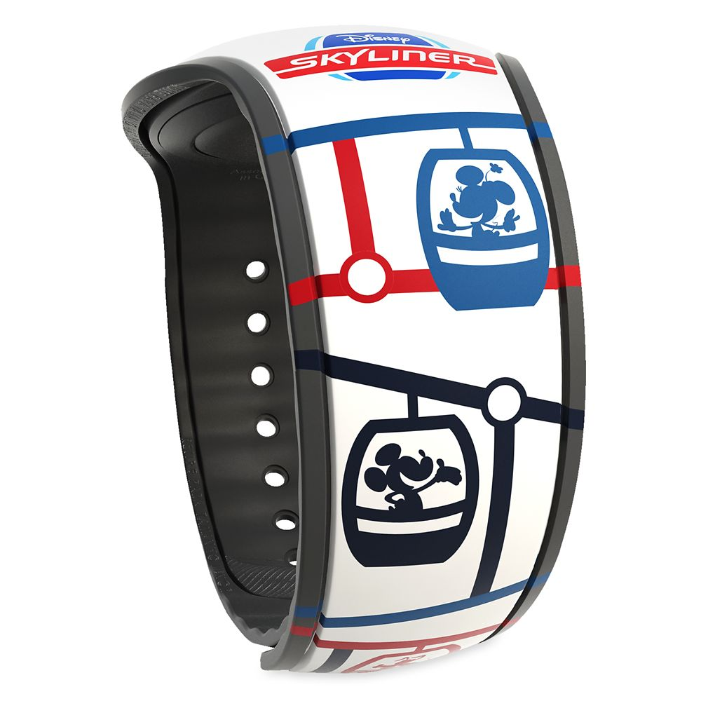 Mickey Mouse and Friends Skyliner MagicBand 2 - Limited Release