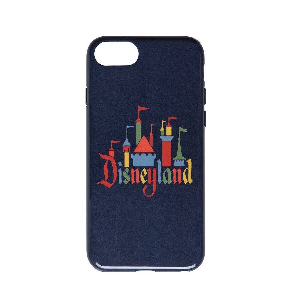 Disneyland iPhone 8 Case by Junk Food
