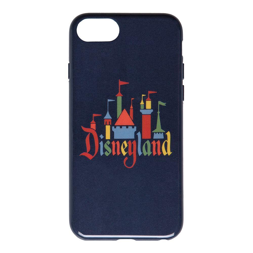 Disneyland iPhone 8 Plus Case by Junk Food
