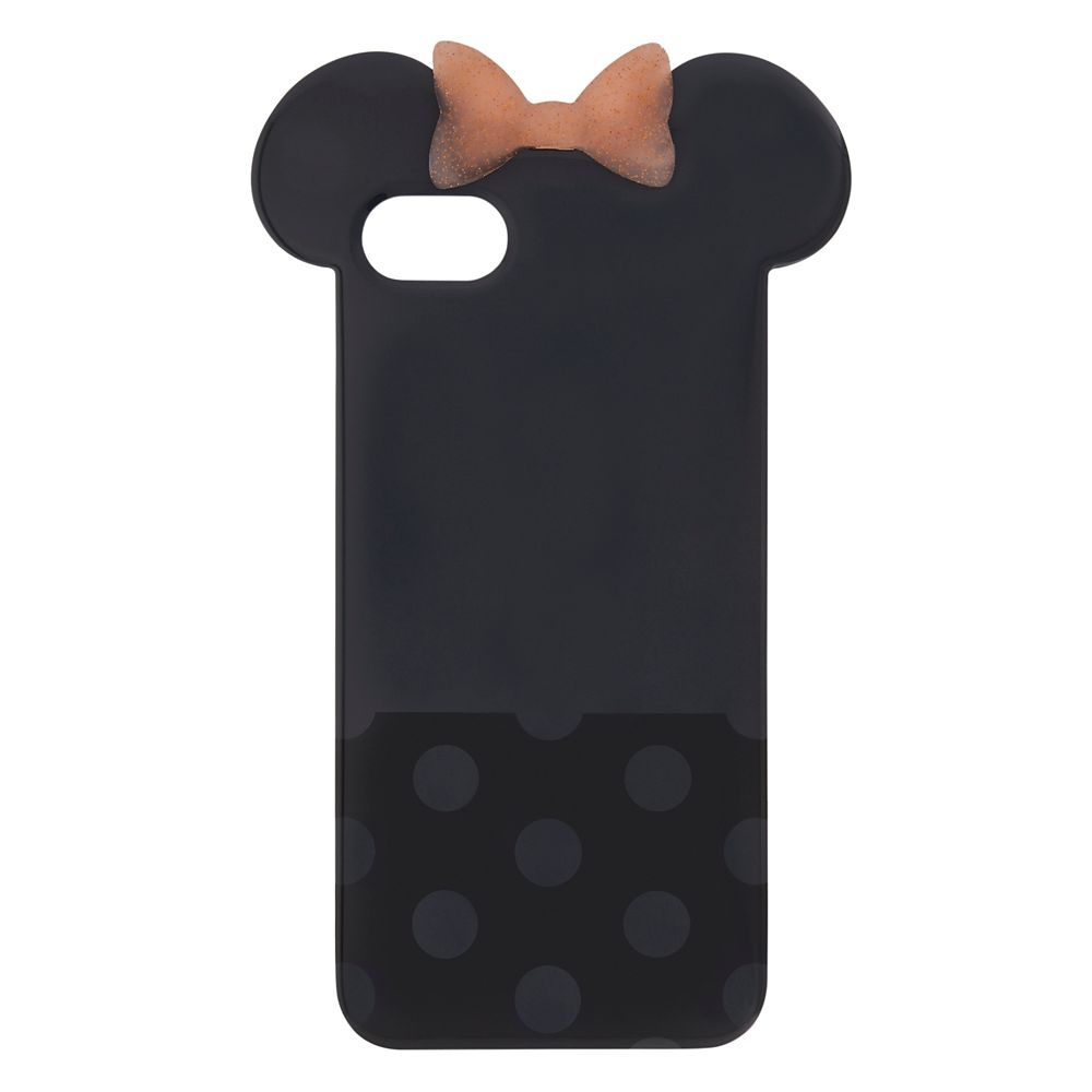 Minnie Mouse Briar Rose Gold Bow iPhone 8 Case