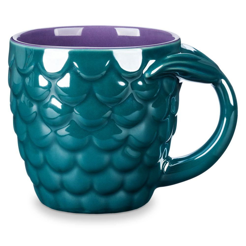 The Little Mermaid Fin Mug