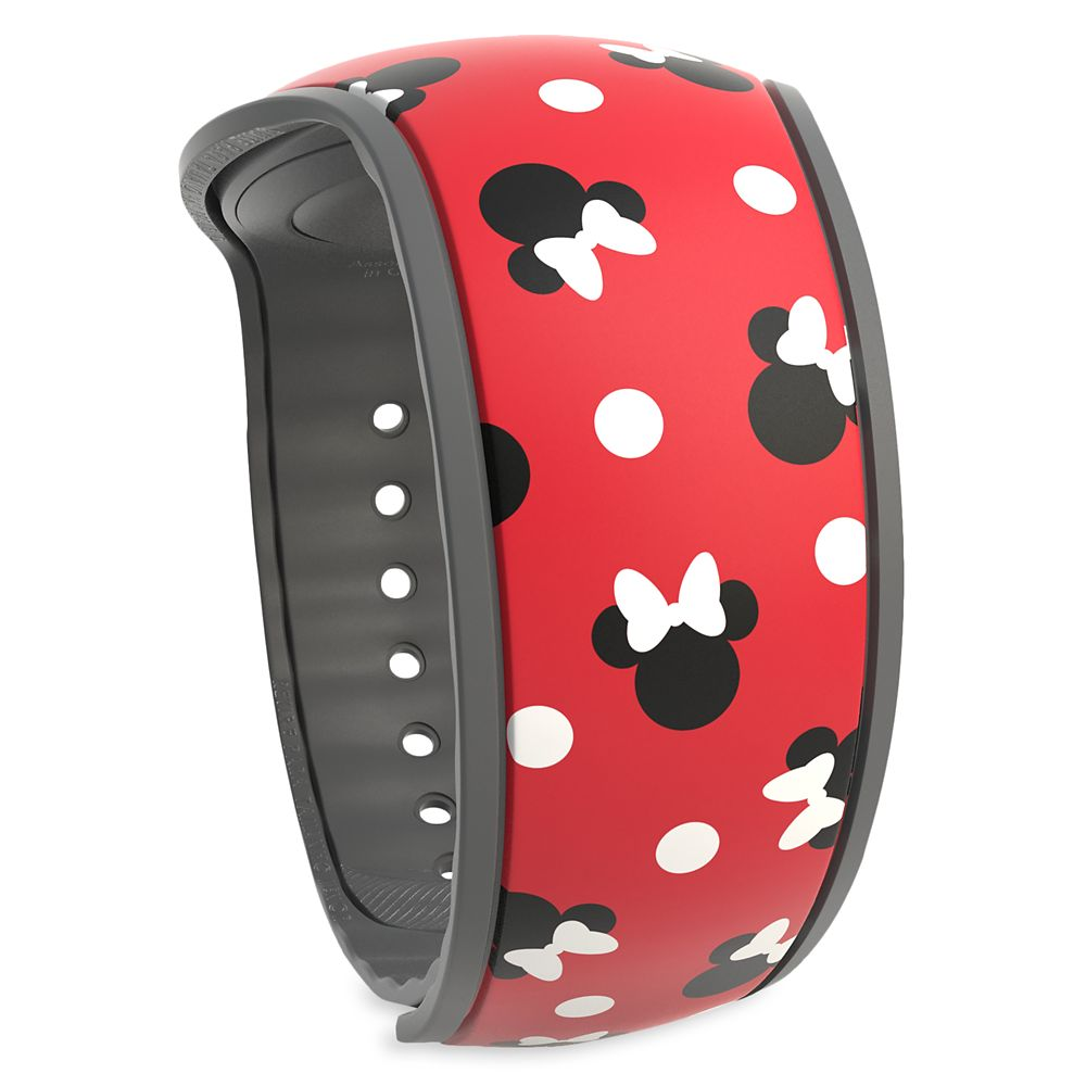 Minnie Mouse Icon MagicBand 2