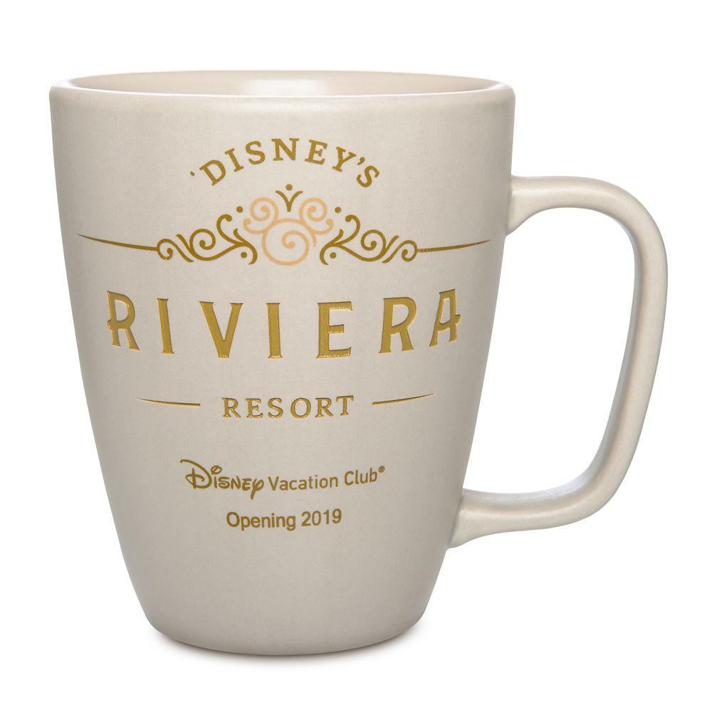Disney's Riviera Resort Mug – Disney Vacation Club