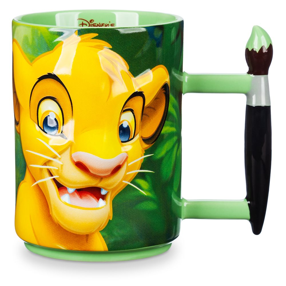 The Lion King Animated Classics Mug