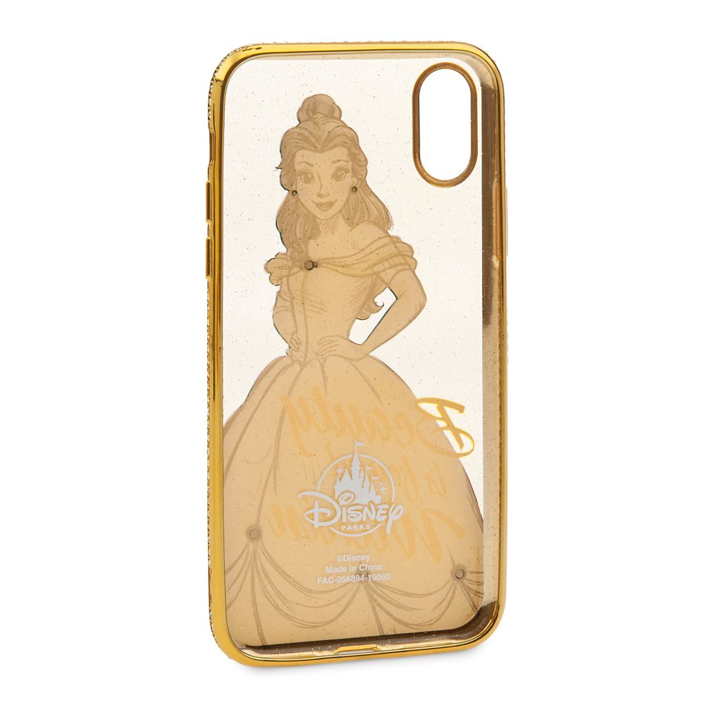Belle iPhone Xs Max Case – Beauty and the Beast