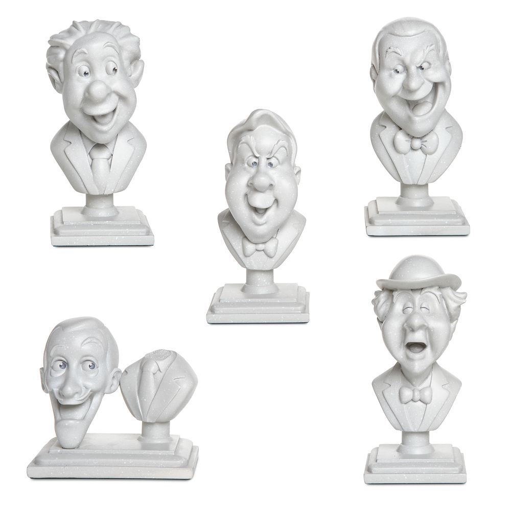 Singing Busts Figure Set – The Haunted Mansion