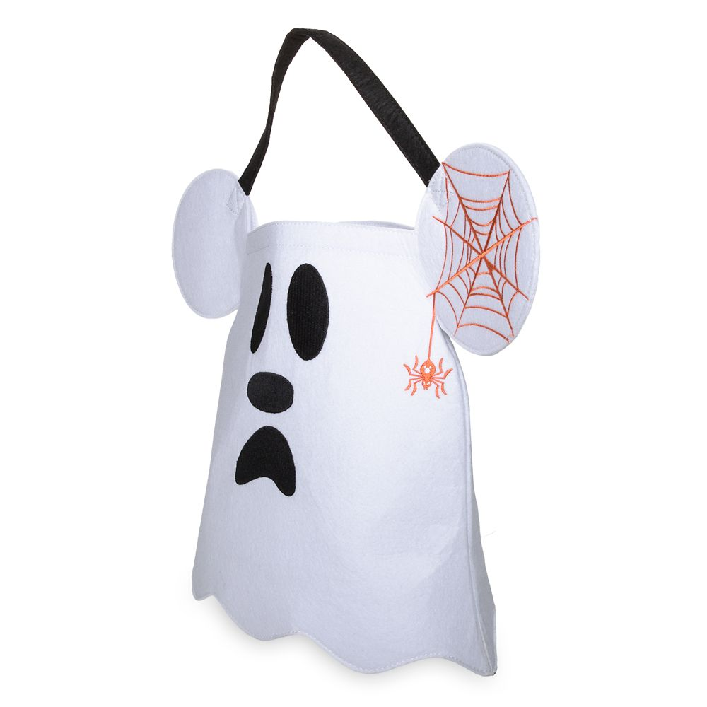 Mickey Mouse Ghost Trick or Treat Bag