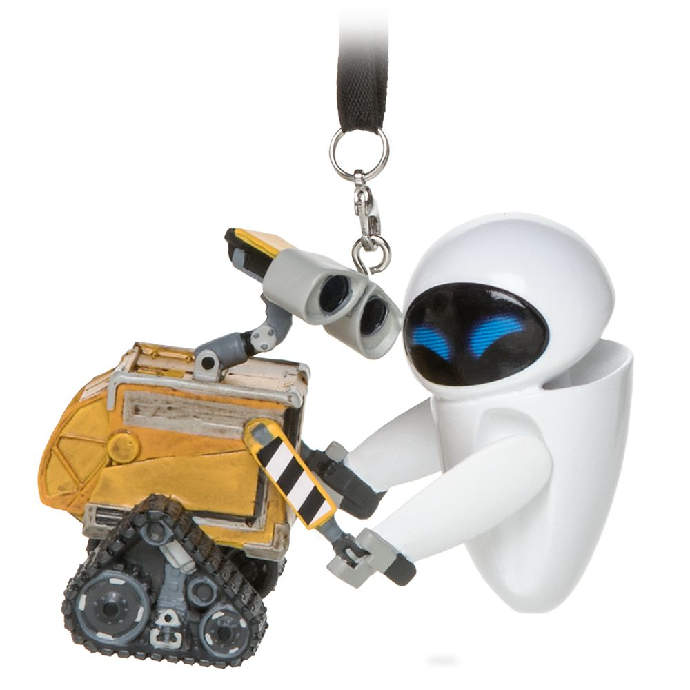 WALL•E and E.V.E. Ornament