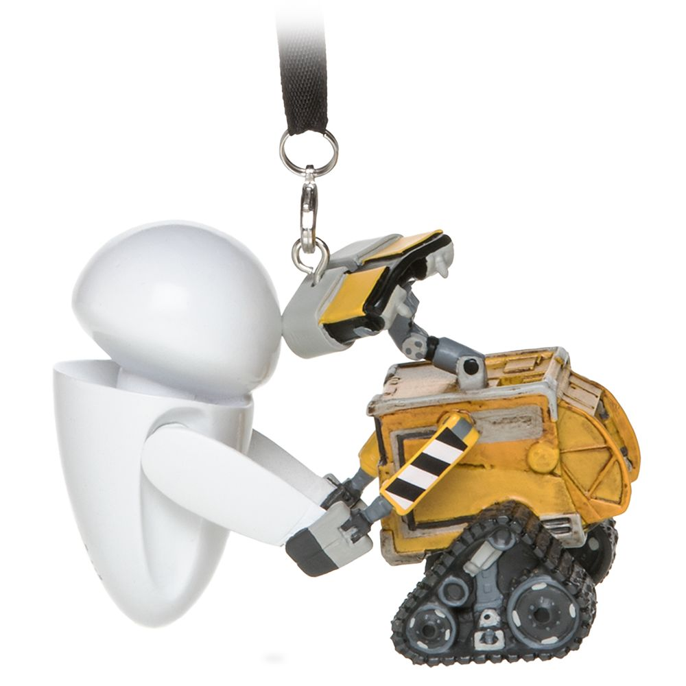 WALL•E and E.V.E. Ornament