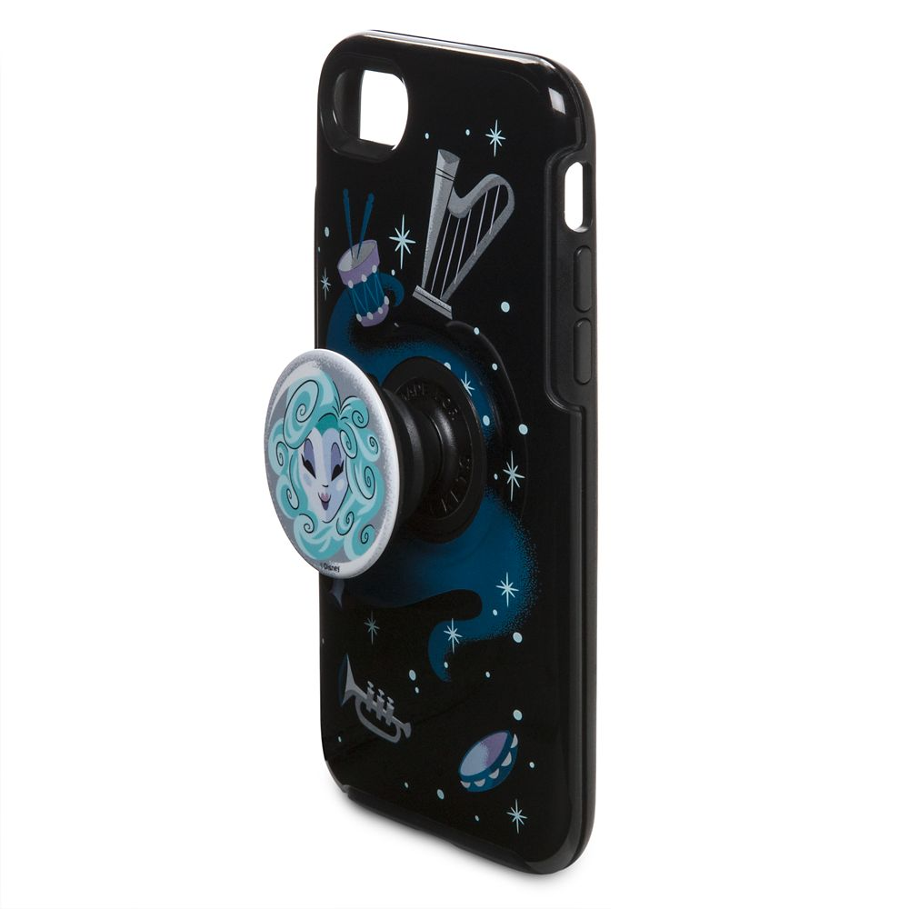 Madame Leota OtterBox iPhone 8/7 Case with PopSockets PopGrip – The Haunted Mansion