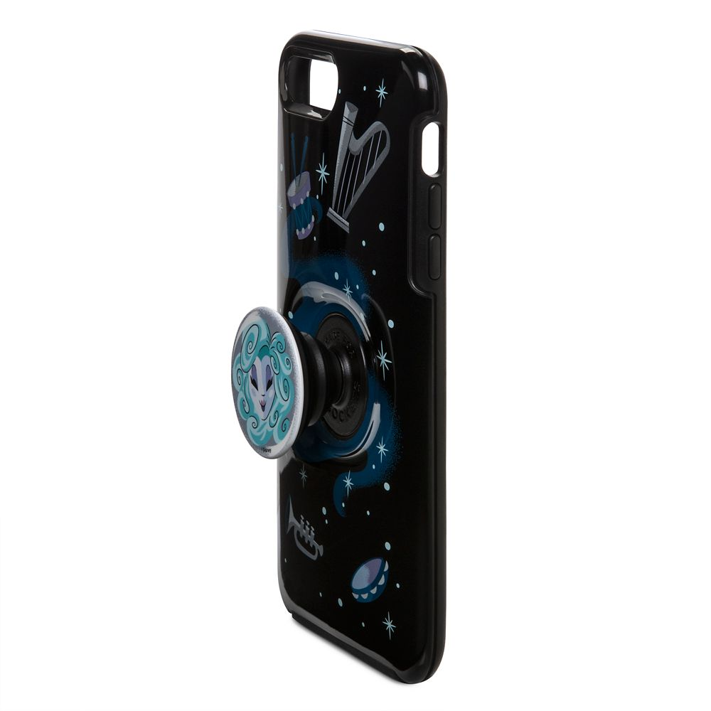 Madame Leota OtterBox iPhone 8/7 Plus Case with PopSockets PopGrip – The Haunted Mansion