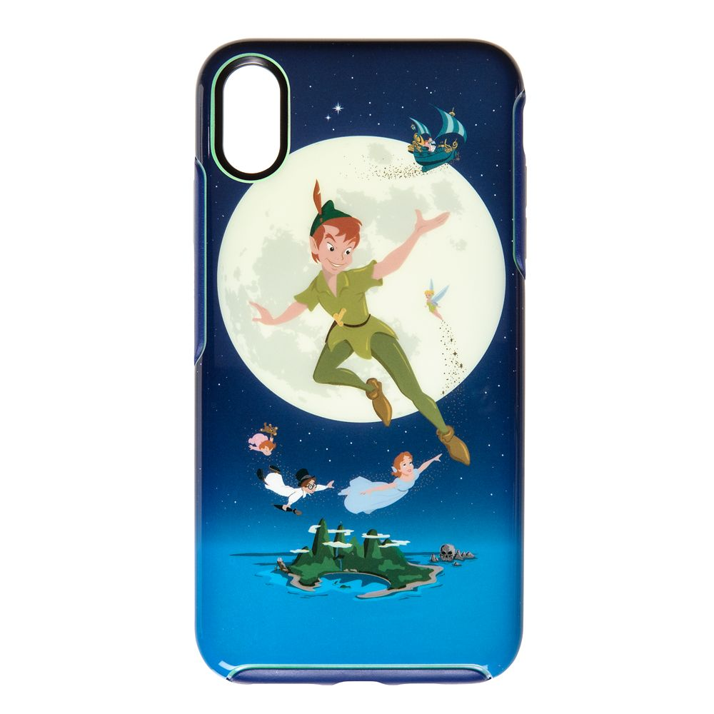 Peter Pan iPhone XS Max Case by OtterBox Official shopDisney