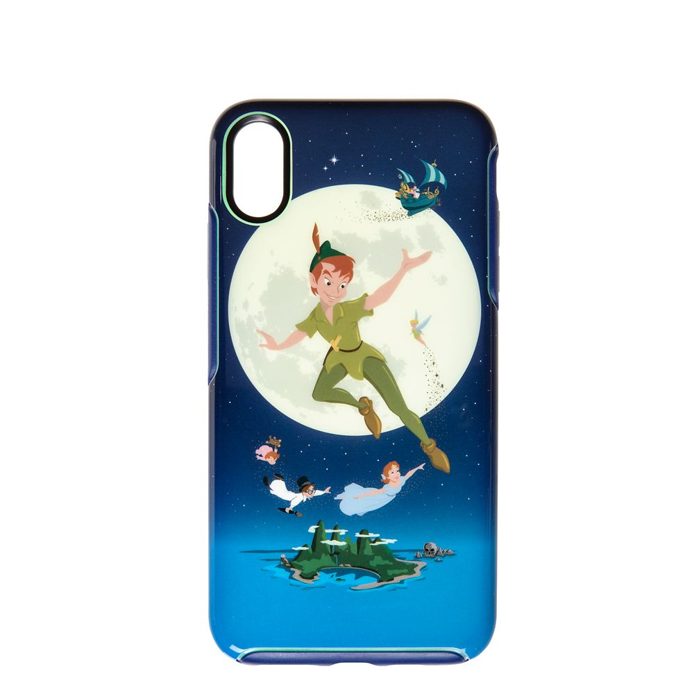Peter Pan iPhone X/XS Case by OtterBox
