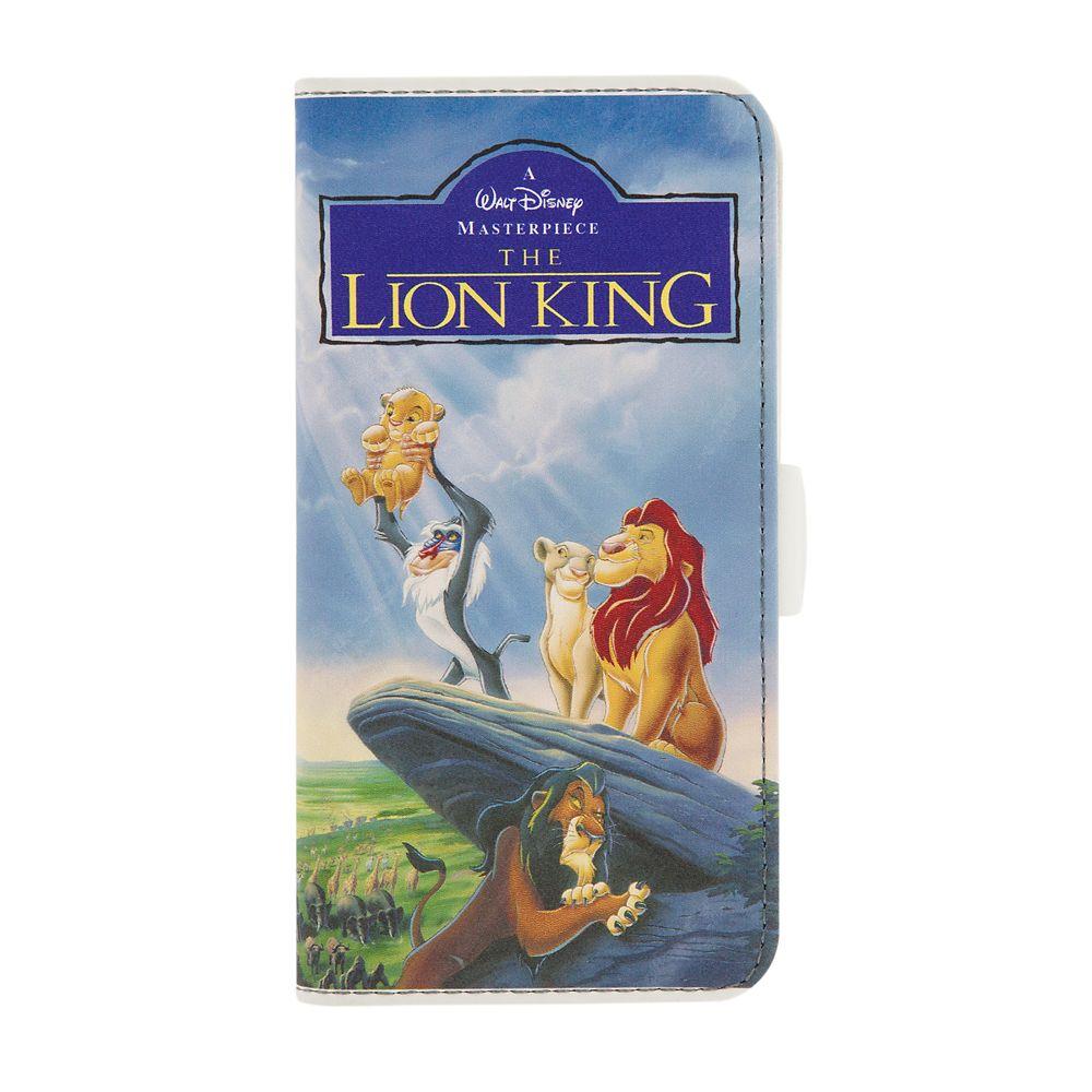 The Lion King Vhs Cover Iphone 6s Plus7 Plus8 Plus Case