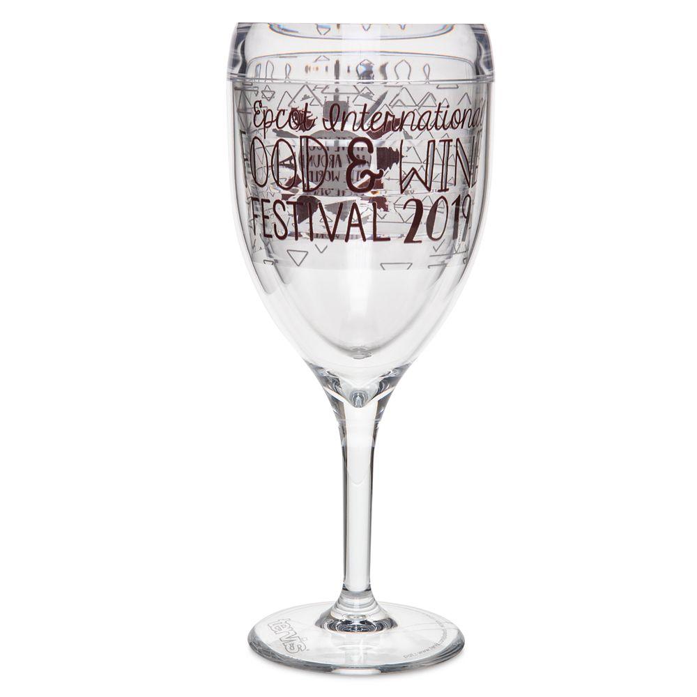 Epcot International Food & Wine Festival 2019 Stemmed Goblet by Tervis