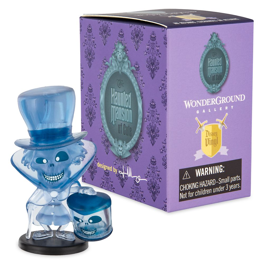 The Haunted Mansion Cute Vinyl Figure by Jerrod Maruyama