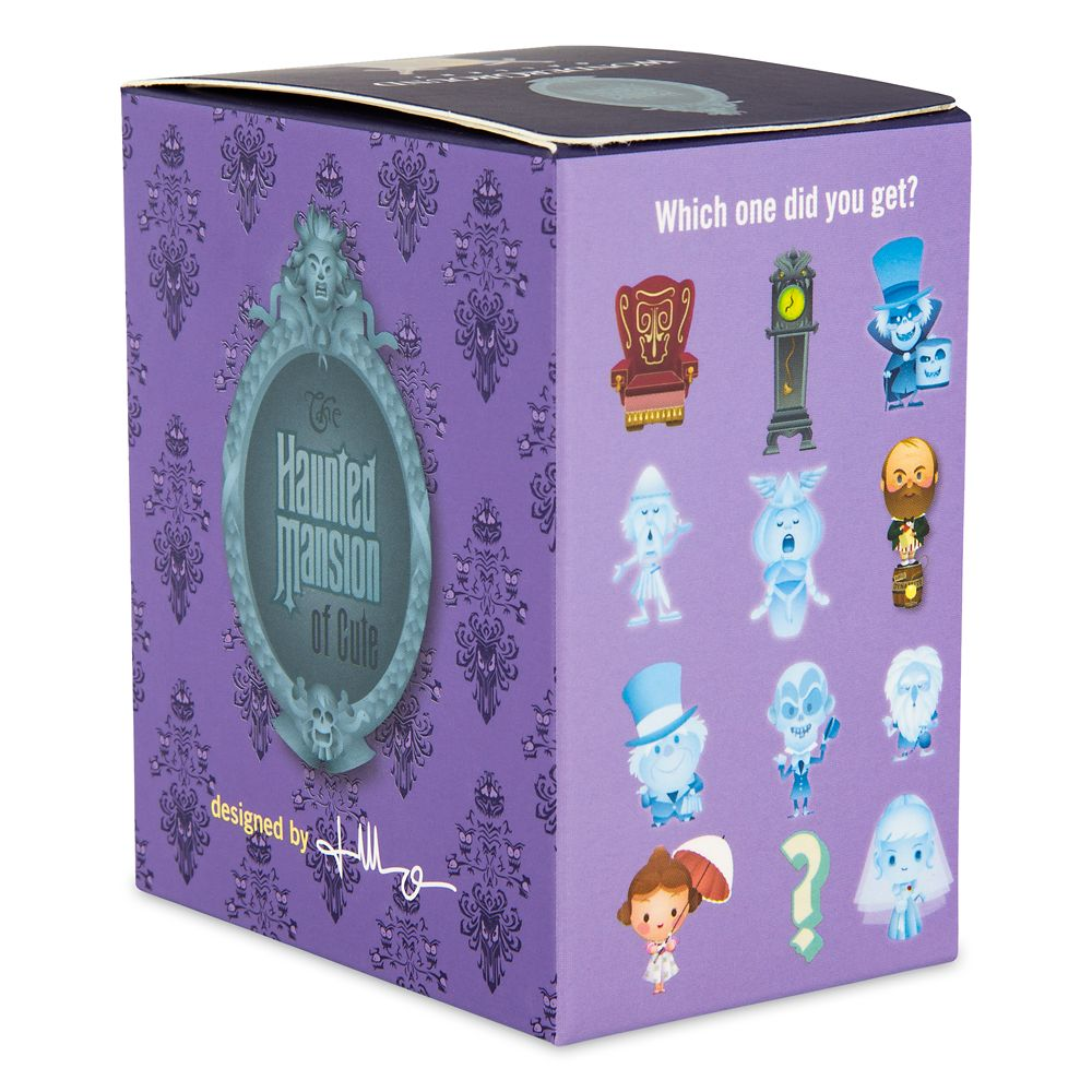 The Haunted Mansion Cute Vinyl Figure Mystery Box by Jerrod Maruyama