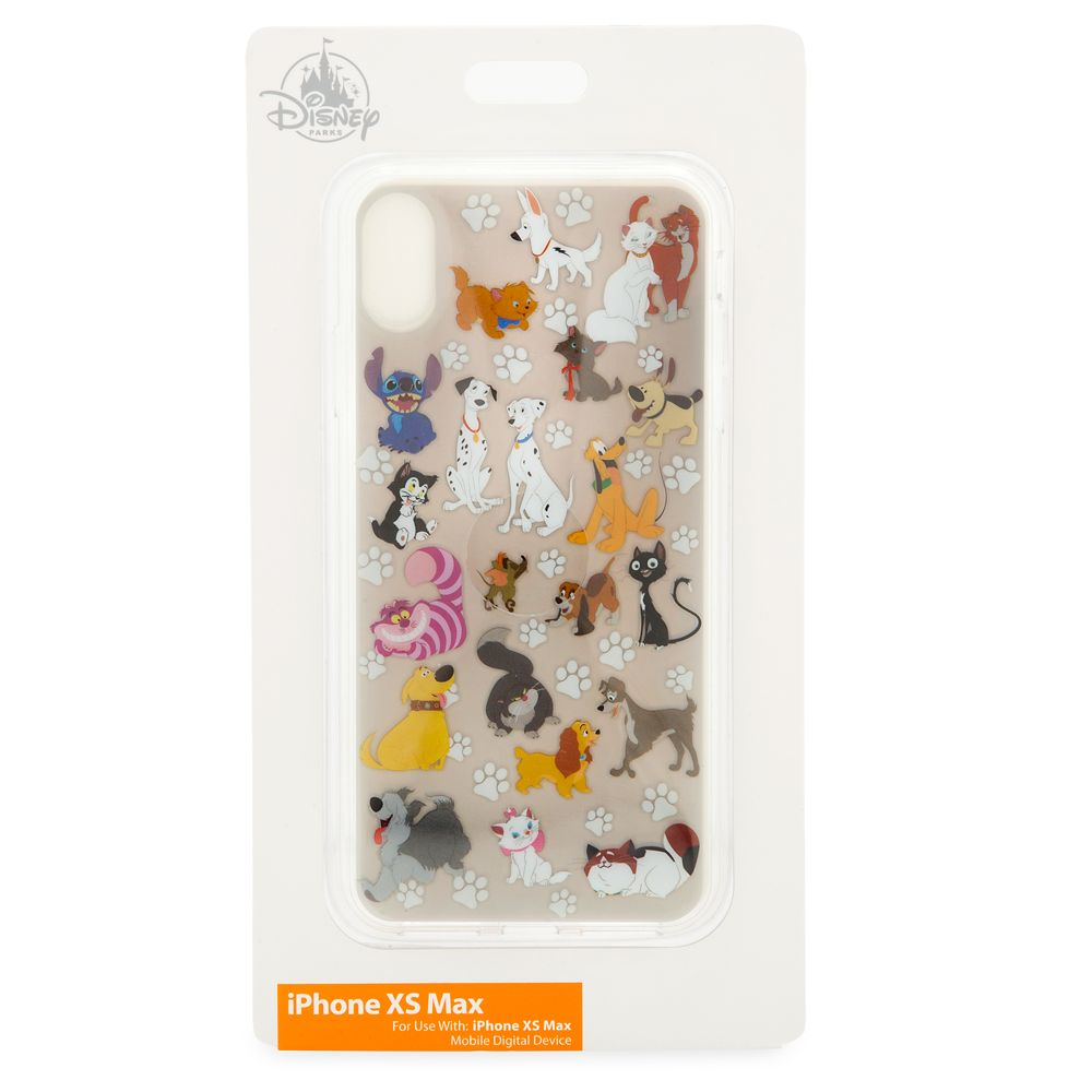 Disney Cats and Dogs iPhone XS Max Case
