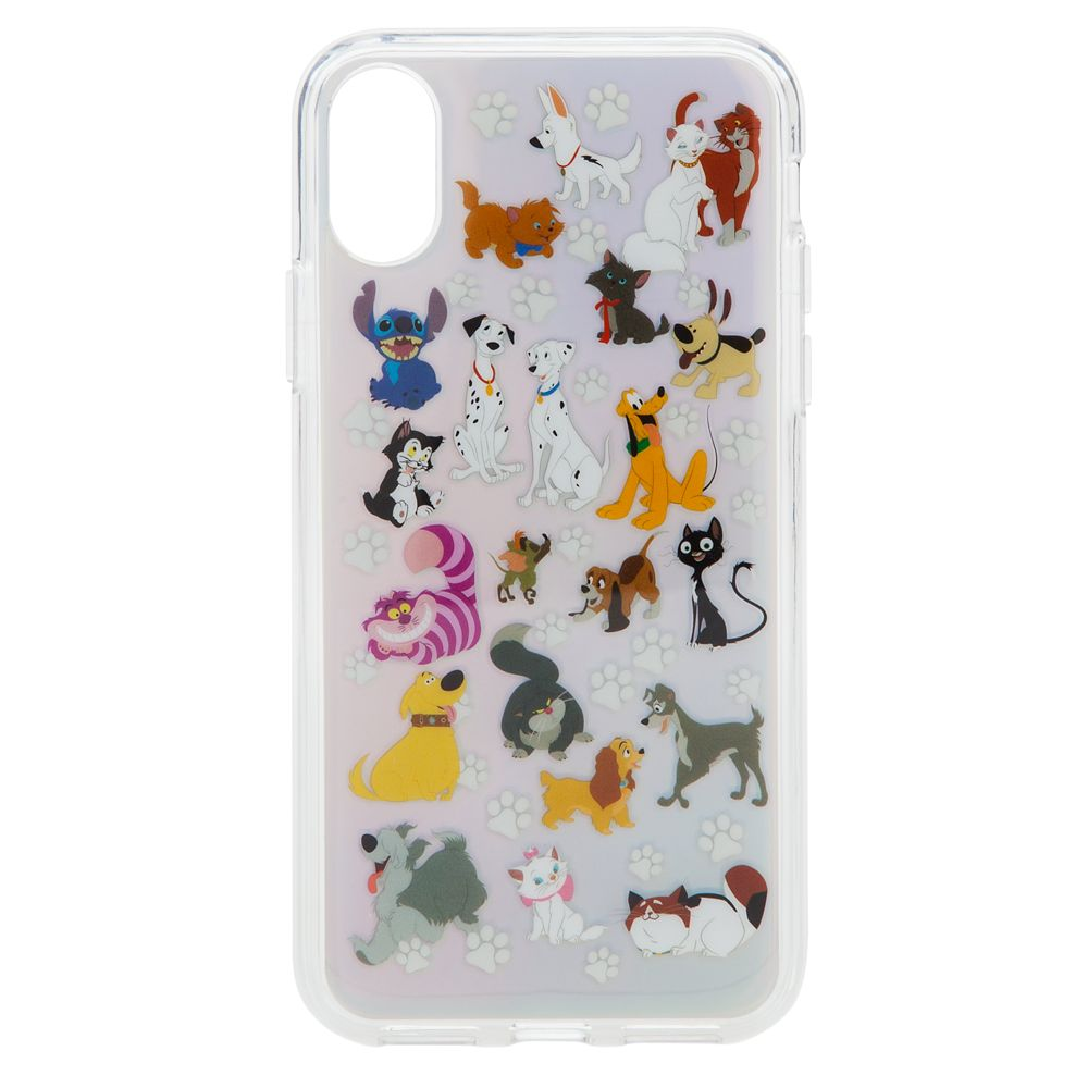 Disney Cats and Dogs iPhone XS Case