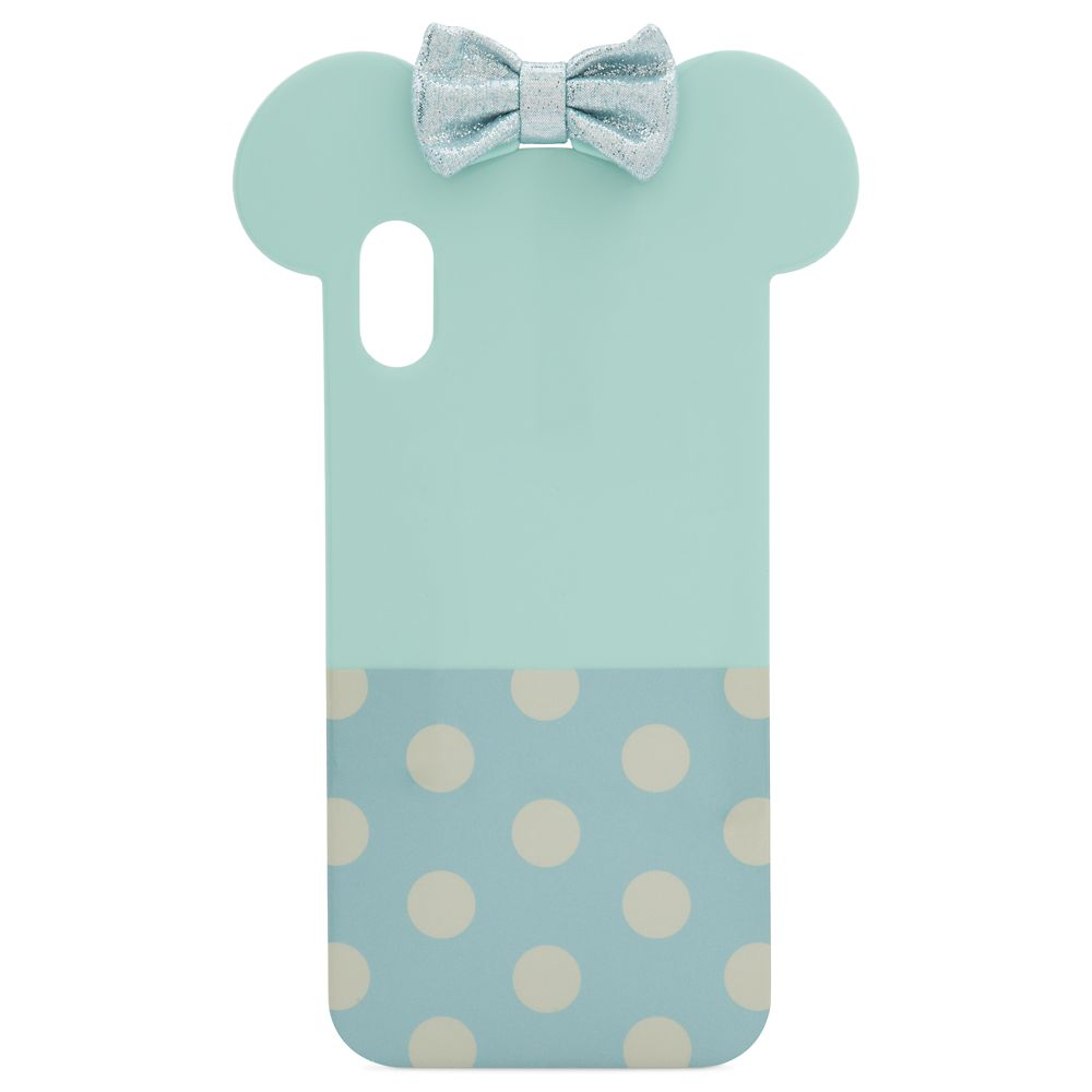Minnie Mouse iPhone XS Max Case – Arendelle Aqua