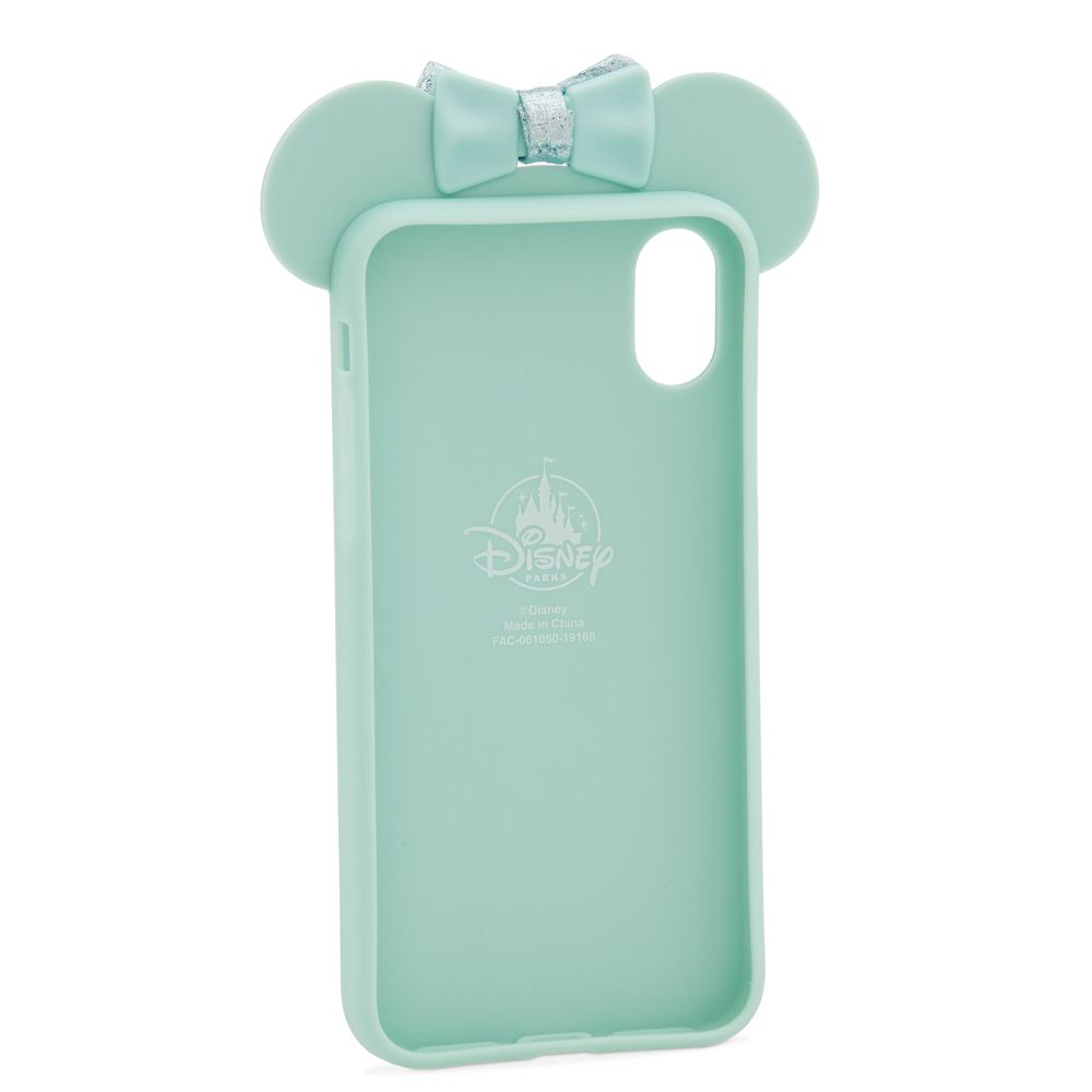 Minnie Mouse iPhone X/XS Case – Arendelle Aqua