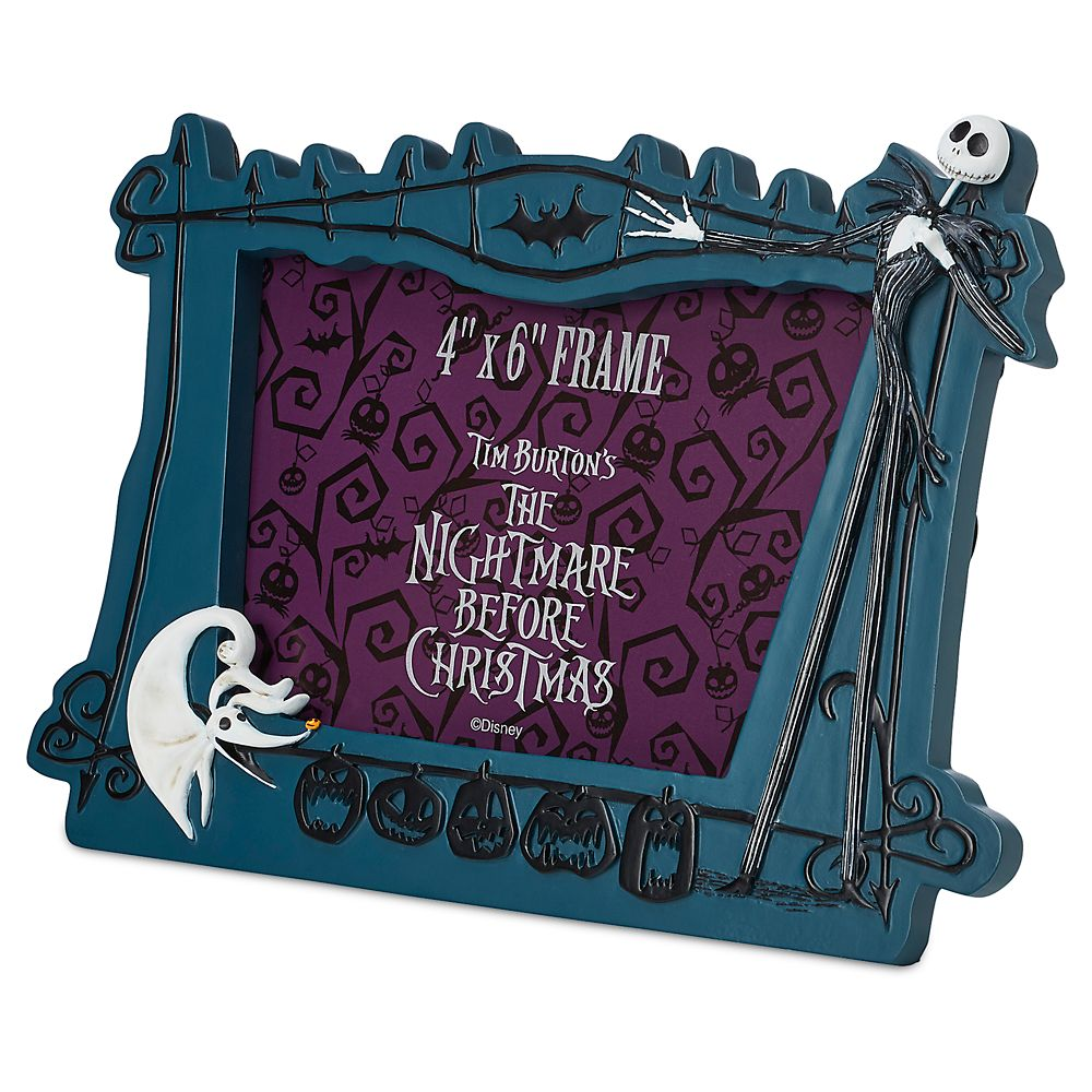 The Nightmare Before Christmas Photo Frame – 4'' x 6''