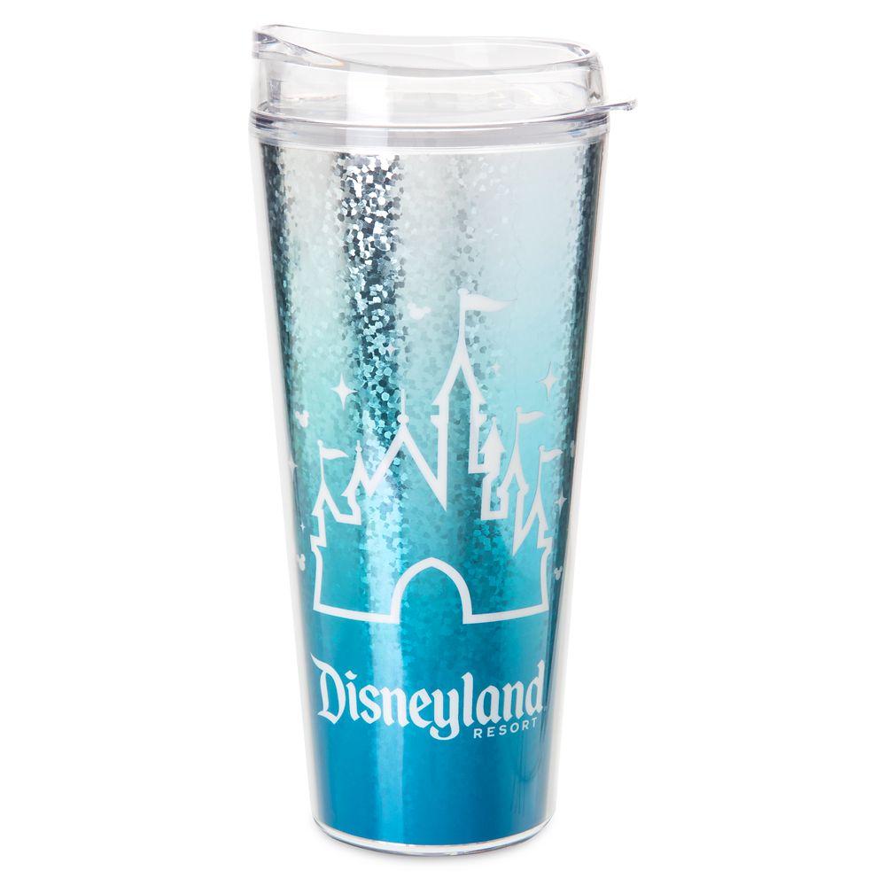Fantasyland Castle Travel Tumbler – Disneyland – Arendelle Aqua