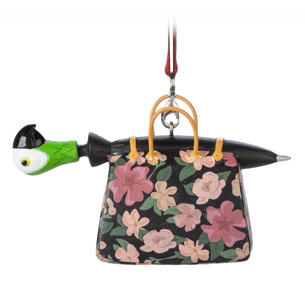 Mary Poppins Carpet Bag Ornament